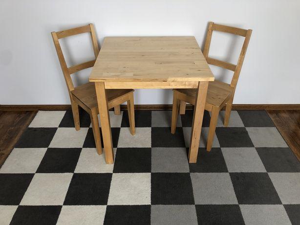 Stół krzesła ikea