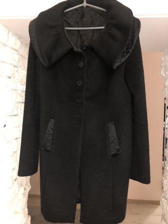 Продам пальто с натурального кашемира