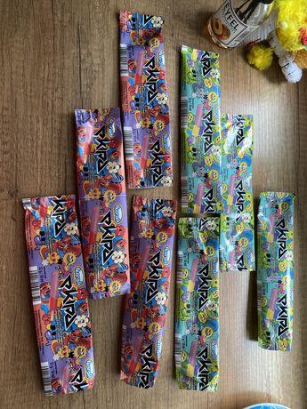 8 papierków lody ekipy