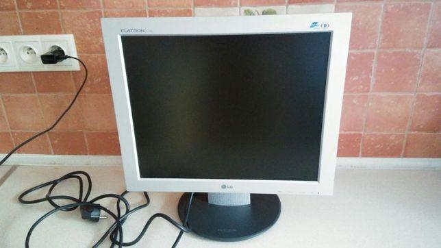 Monitor LG 17-calowy