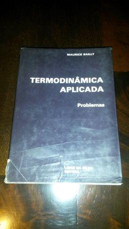 Livro Termodinâmica Aplicada - Problemas de Maurice Bailly