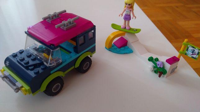 41321 zimowy resort LEGO friends