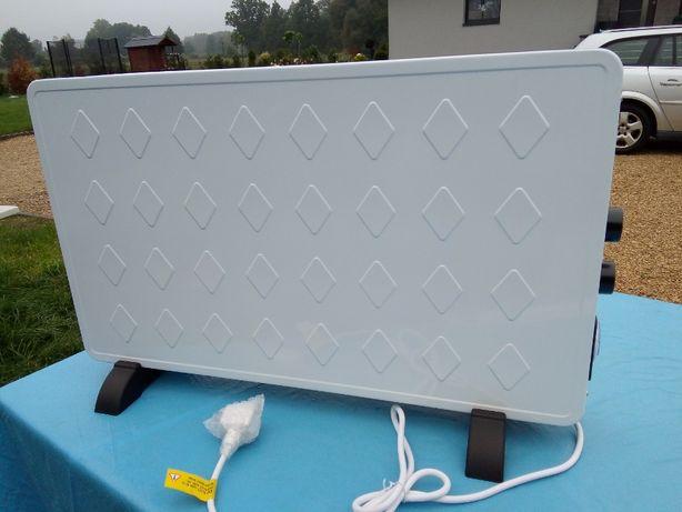 Grzejnik elektryczny 3000w z minutnikiem i termostatem