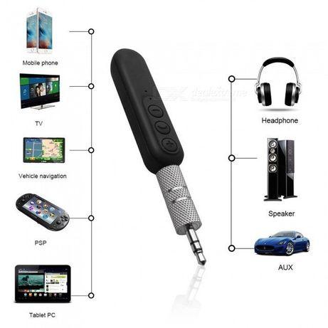 AX-03 Bluetooth-приемник, AUX приемник, гарнитура, стерео усилитель