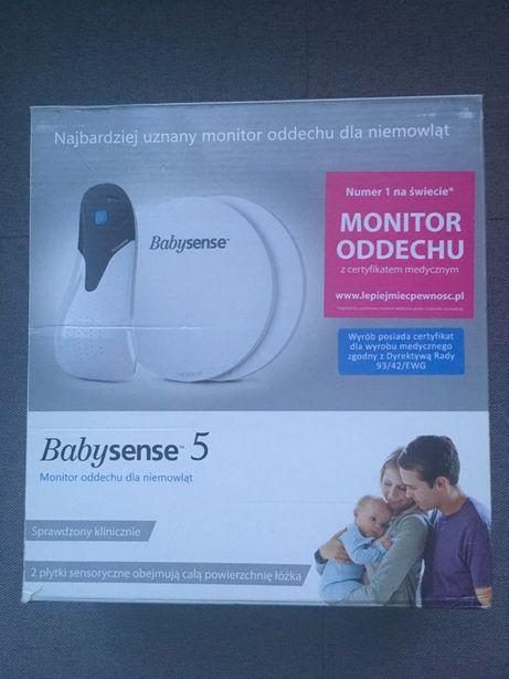 Monitor oddechu Babysense 5 baby sense