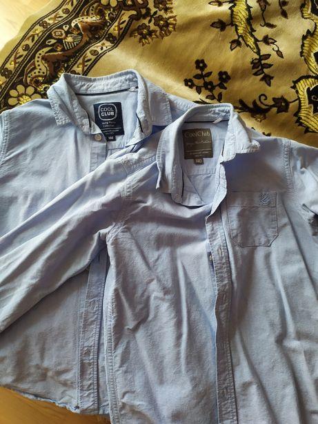 Рубашки школьные на мальчика