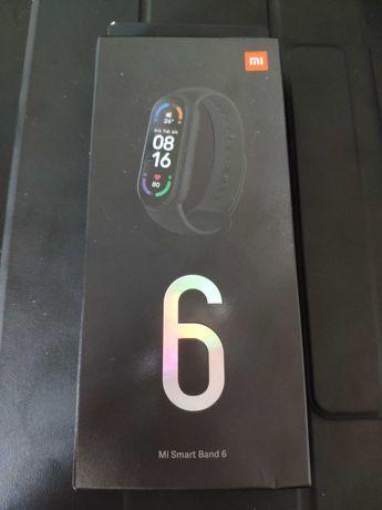 Xiaomi Mi Smart Band 6 nowy