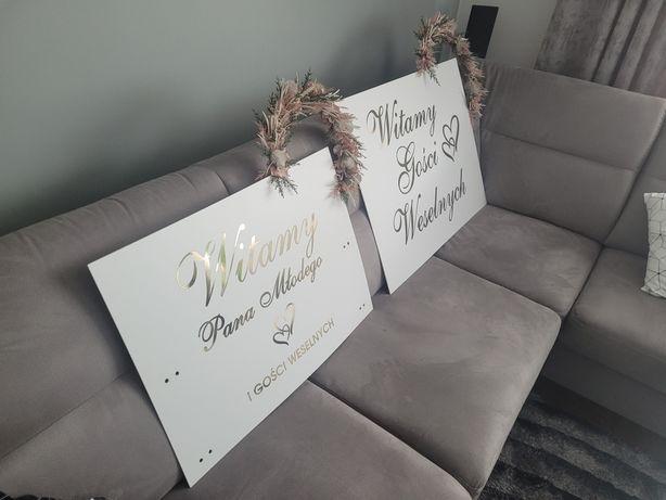 Tablice ślubne 150zł