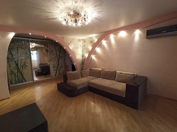 Сдам 3 комнатную квартиру Левобережный-3  пр.Мира Караван