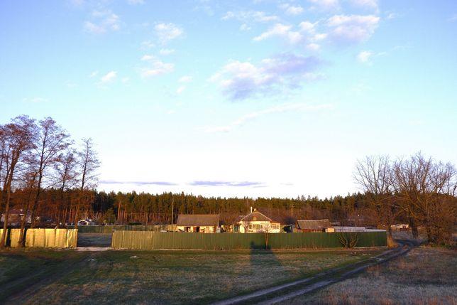 Продам дом Село Лебедевка 63 м кв Вышгор. рай. 25 сот угловой видовой