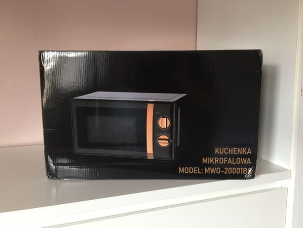 Kuchenka mikrofalowa / mikrofalówka model MWO-20001BG
