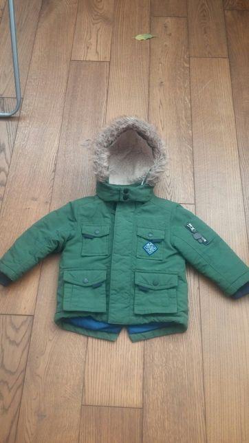 Детская куртка,парка осень-зима