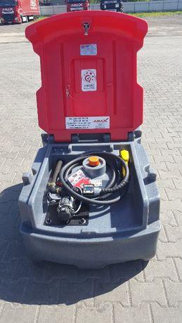 TruckTank 250L zbiornik mobilny, Amax, Raty
