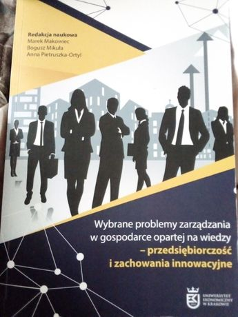 Wybrane problemy zarządzania w gospodarce opartej na wiedzy