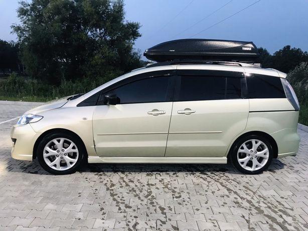 Mazda 5 капот,бампер,крило,фарм,сиікло,радіатор,екран