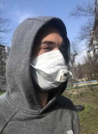 Респиратор 3М 9161 VFLEX противоаэрозольный Распираторная маска