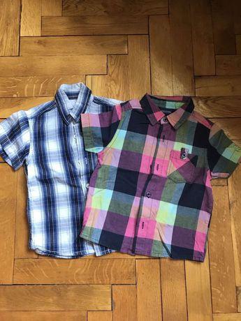 Сорочка на хлопчика 2-3 рочки, рубашка , сорочка на короткий рукав
