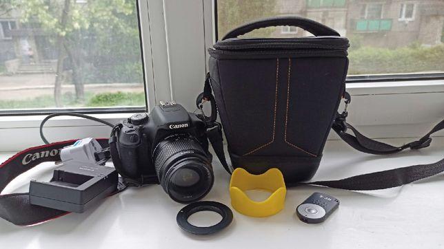 Canon Rebel T3i(600D)