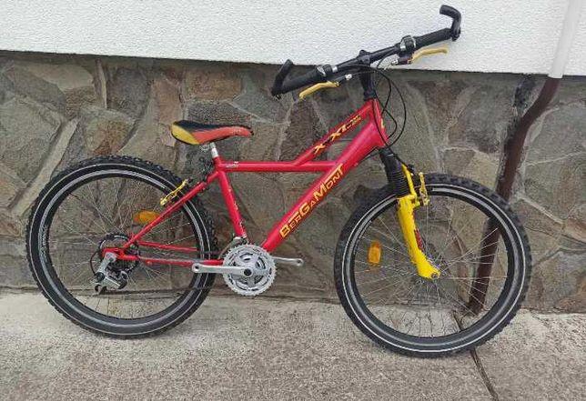 Спортивний гірський велосипед 26 дюймів колеса Bergamont