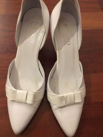 Buty ślubne Ryłko rozmiar 37,5
