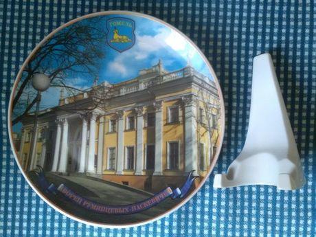 Сувенир из Беларуси тарелка