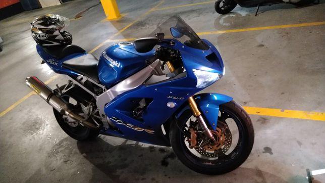 Kawasaki zx636r ninja