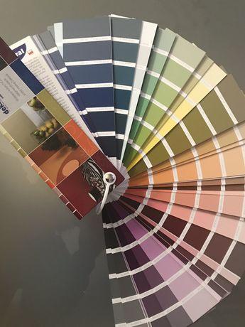 Nowy wzornik kolorów NCS