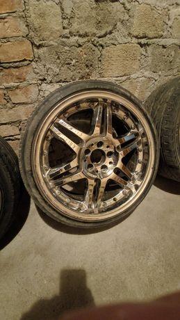 Mercedes Brabus Monoblock VI 19 cali 5x112 OKAZJA