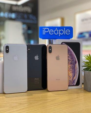 "Б/у iPhone Xs Max 64/256/512gb | iPeople | ТРЦ ""Фабрика"" | Обмін"