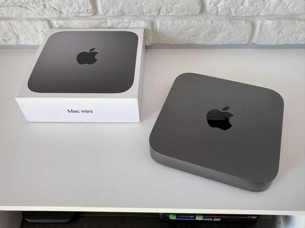 Apple Mac mini 2018 i3 3.6GHz 8GB 256GB