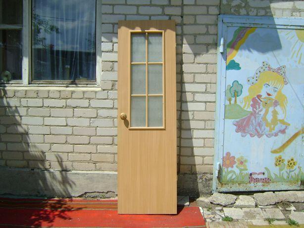 Дверь межкомнатая, кухонная.