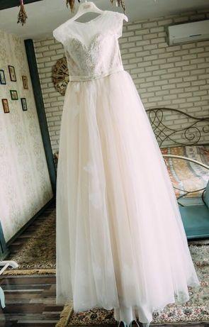 Свадебное платье, платье на свадьбу,