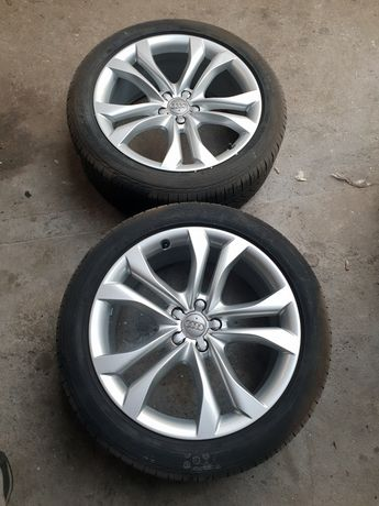 Alufelgi 20 Audi Q5 8R0 z oponami 255/45R20