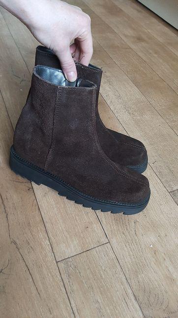 Ботинки сапожки сапоги 34 размер