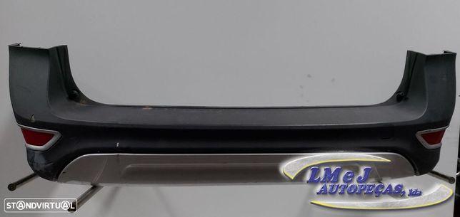Parachoques Trás Cinza Prata Usado VOLVO/XC70 II (136)/2.4 D   06.09 - 12.10