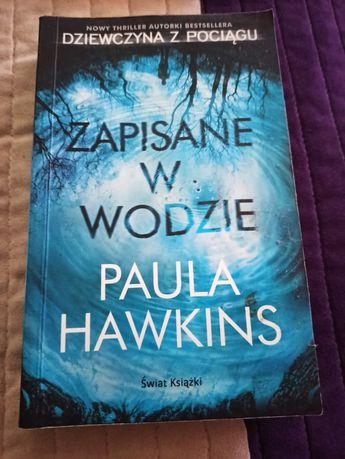 Zapisane w wodzie Paula Hawkins