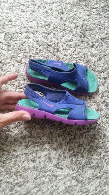 Sandałki Nike chłopięce