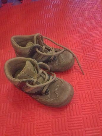 Ботиночки осень, натуральная кожа.