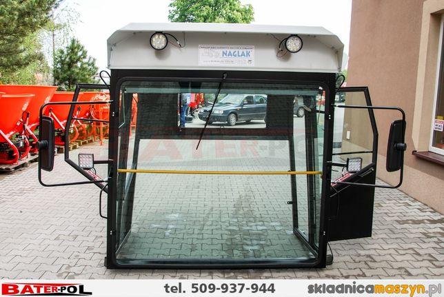 Kabina do kombajnu BIZON, NAGLAK/CLAAS Dostępne od ręki LED
