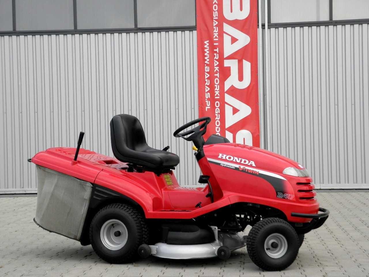 Traktorek kosiarka HONDA 2417 (071005) - Baras