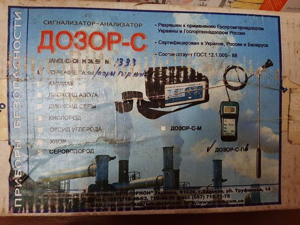 Газоанализатор Дозор-С-П