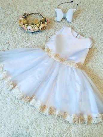 Сукні  4шт Платье 1-2 , 3-5лет