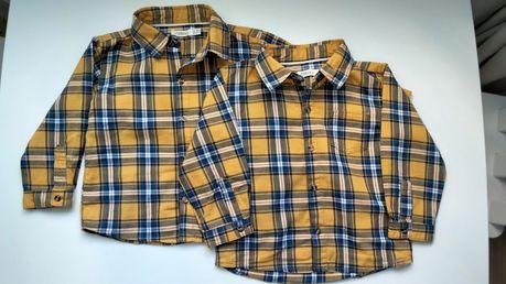 Сорочки в клітинку для хлопчиків,дитячі сорочки
