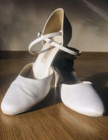 Buty taneczne Kozdra ślubne