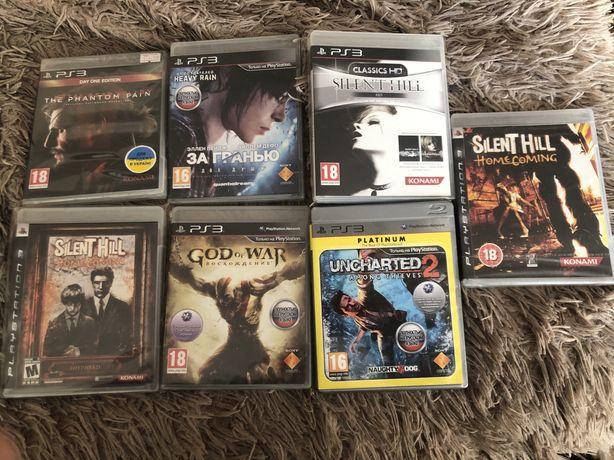 Продам игры, диски PS3, Playstation3