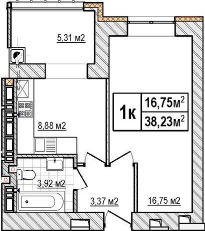Успей на 1к готовую квартиру в ЖК АГАМ!!! От застройщика.