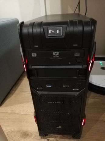 Komputer PC, i5 3,3GHz, 8GB DDR4, 126GB SSD, 1TB HDD, GTX 950, Win 10