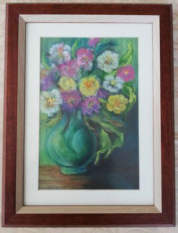 Pintura/Quadro (à Mão)  32x42cm *OFERTA