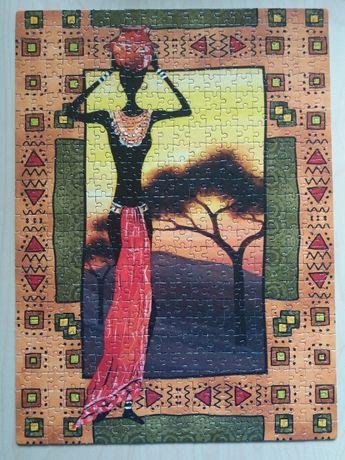 Puzzle Clementoni Sand puzzle 500 Etnic [30353]