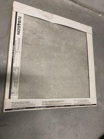 Tubądzin eoxy grey 60x60